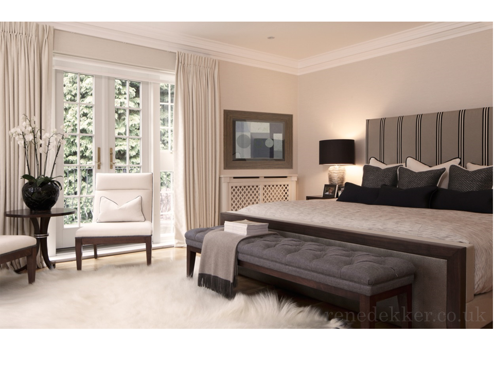 St Georges Hill Master Bedroom - René Dekker