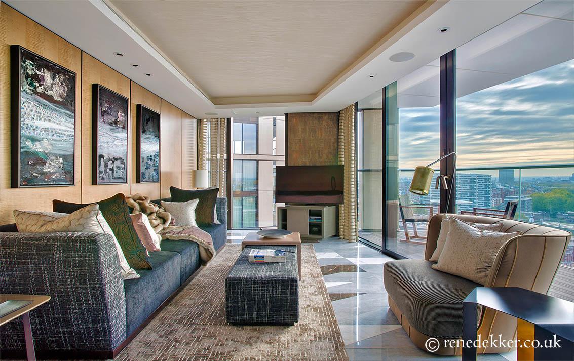 Award winning interior rene dekker interior design for Award winning interior design