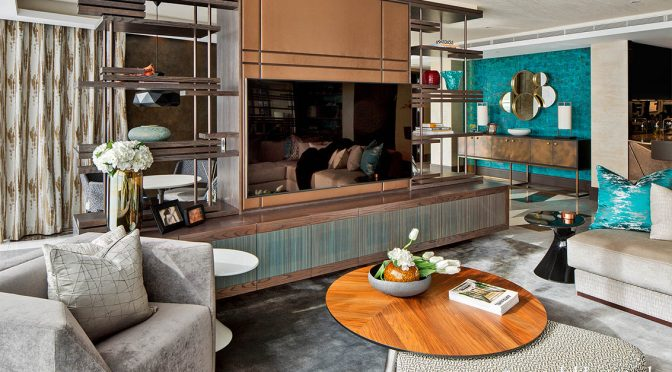 Using Copper in Interior Design