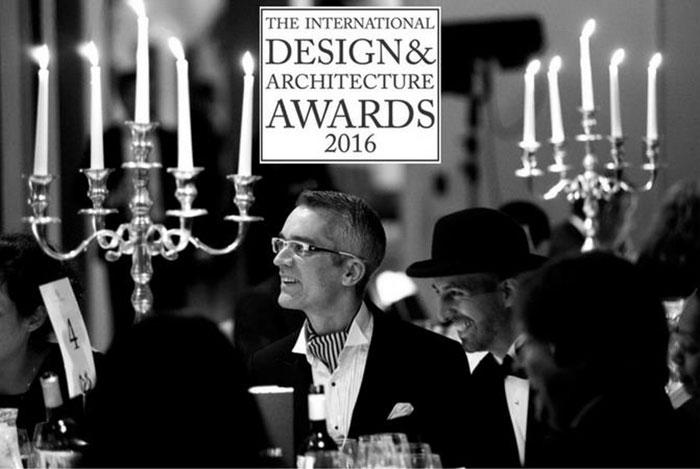 Rene Dekker Design and Architecture Awards