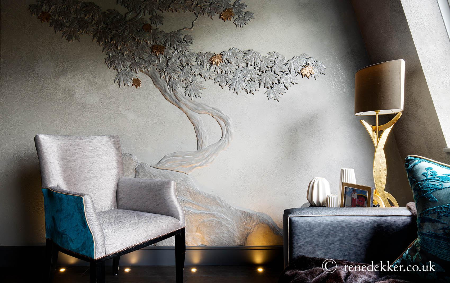 Using Teal in Luxury Interior Design