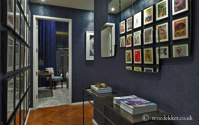 interior design hallway