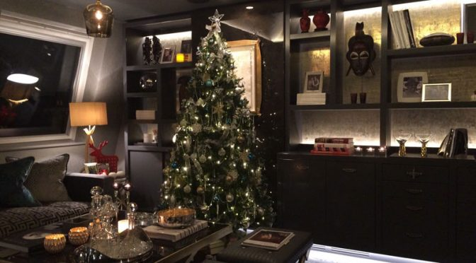 Christmas tree interior design tips
