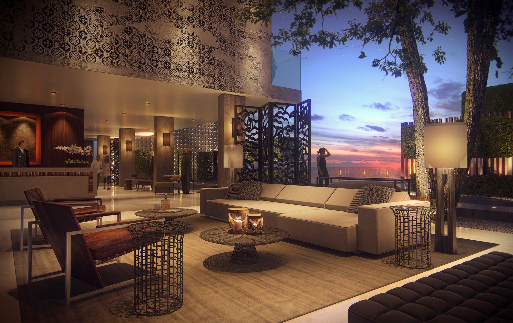 luxury design london hotel