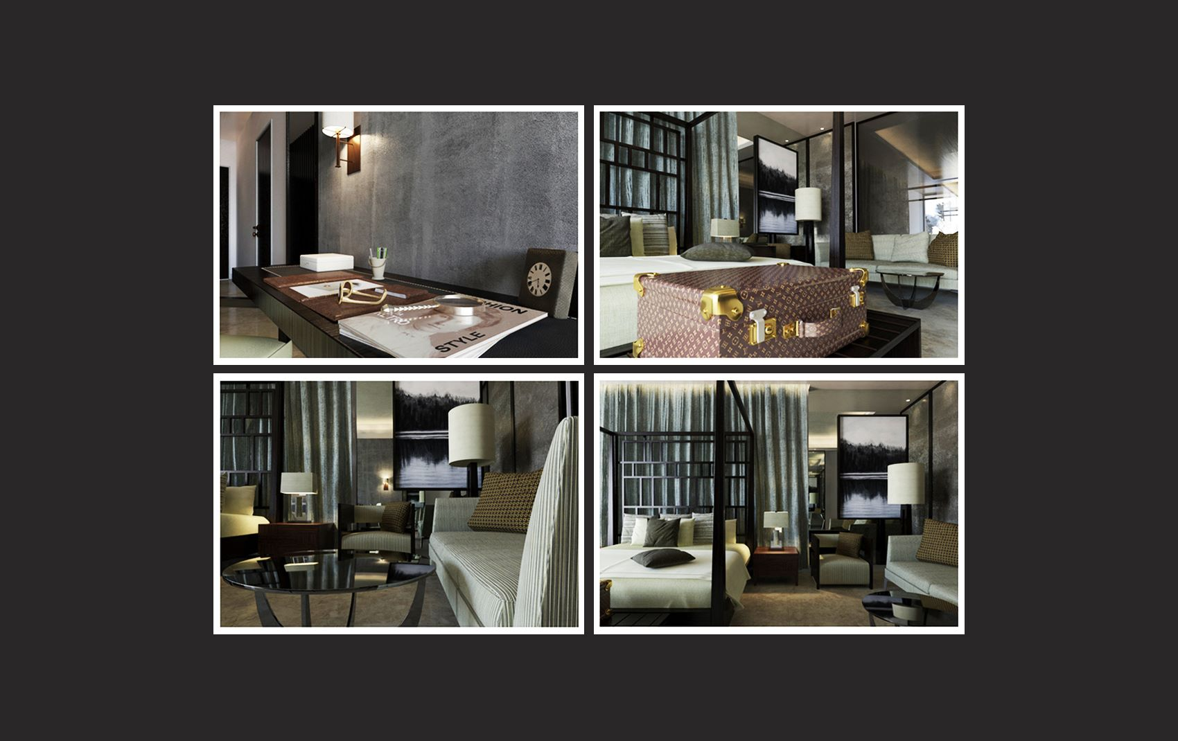 boutique hotel - luxury commercial designers