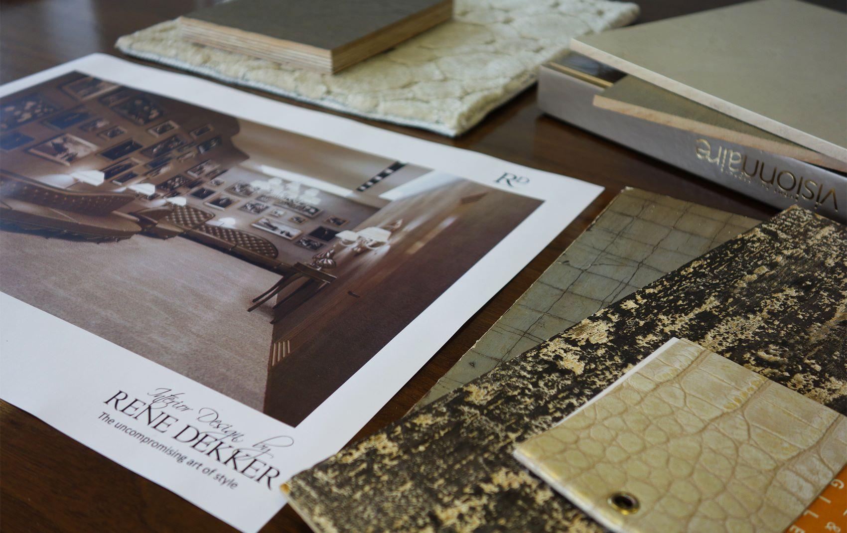 moscow villa - Luxury Designer Rene Dekker Showcases Interior Design