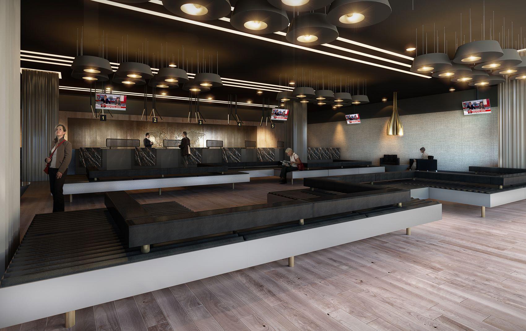 International Visa Centres - Quality Interior Design