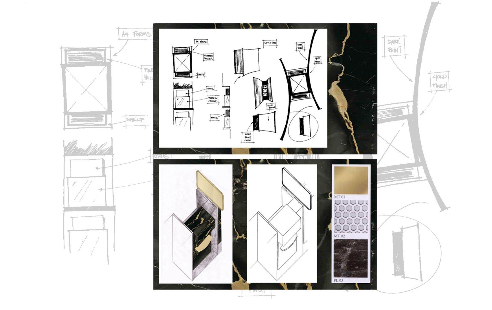 international visa centres - luxury interior architecture