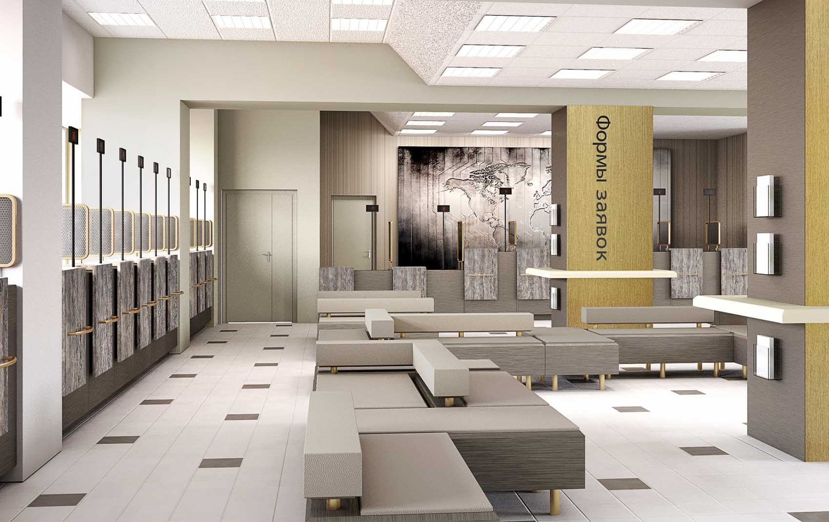 international visa centres - Commercial Interior Design