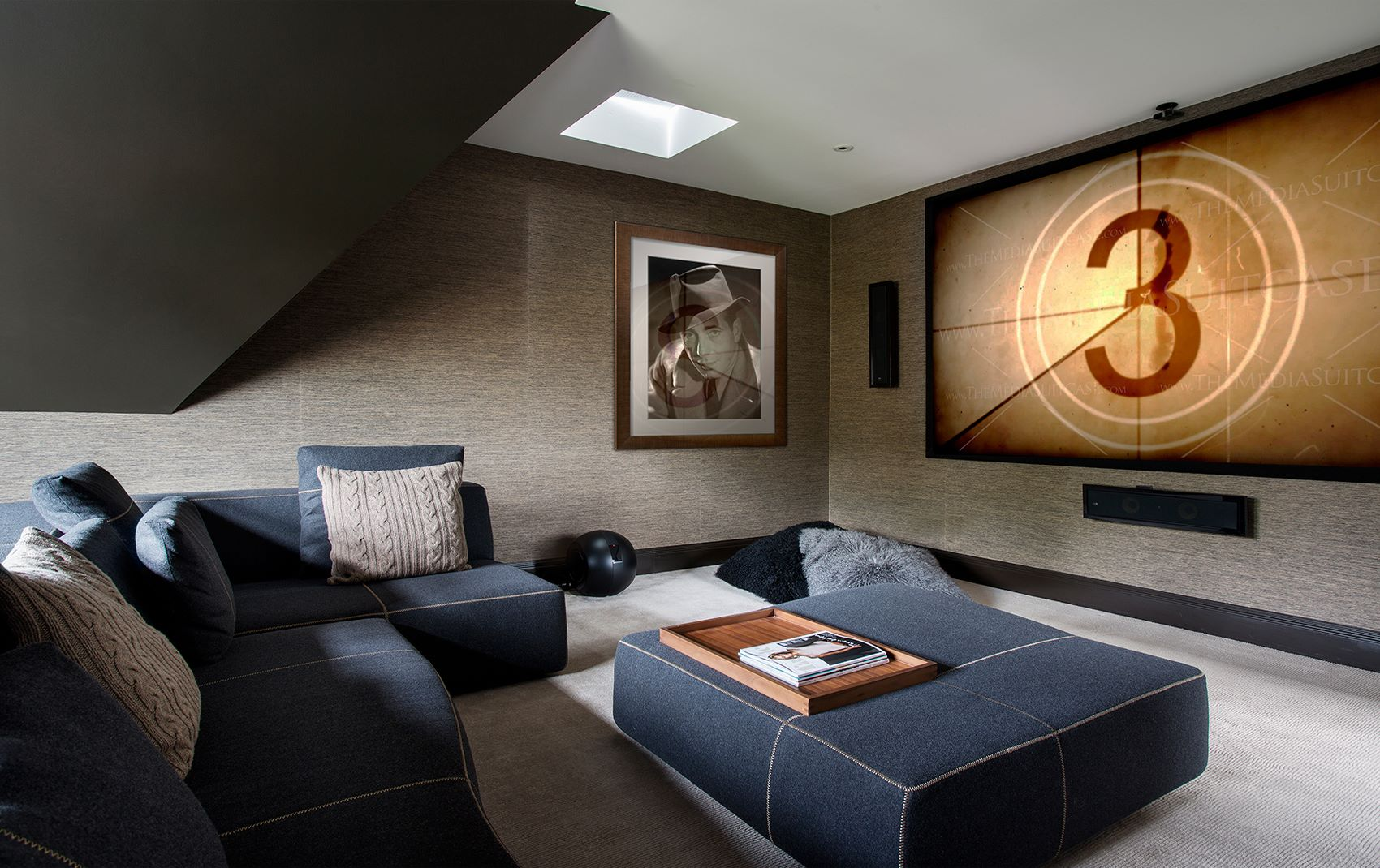 cinema room interior design