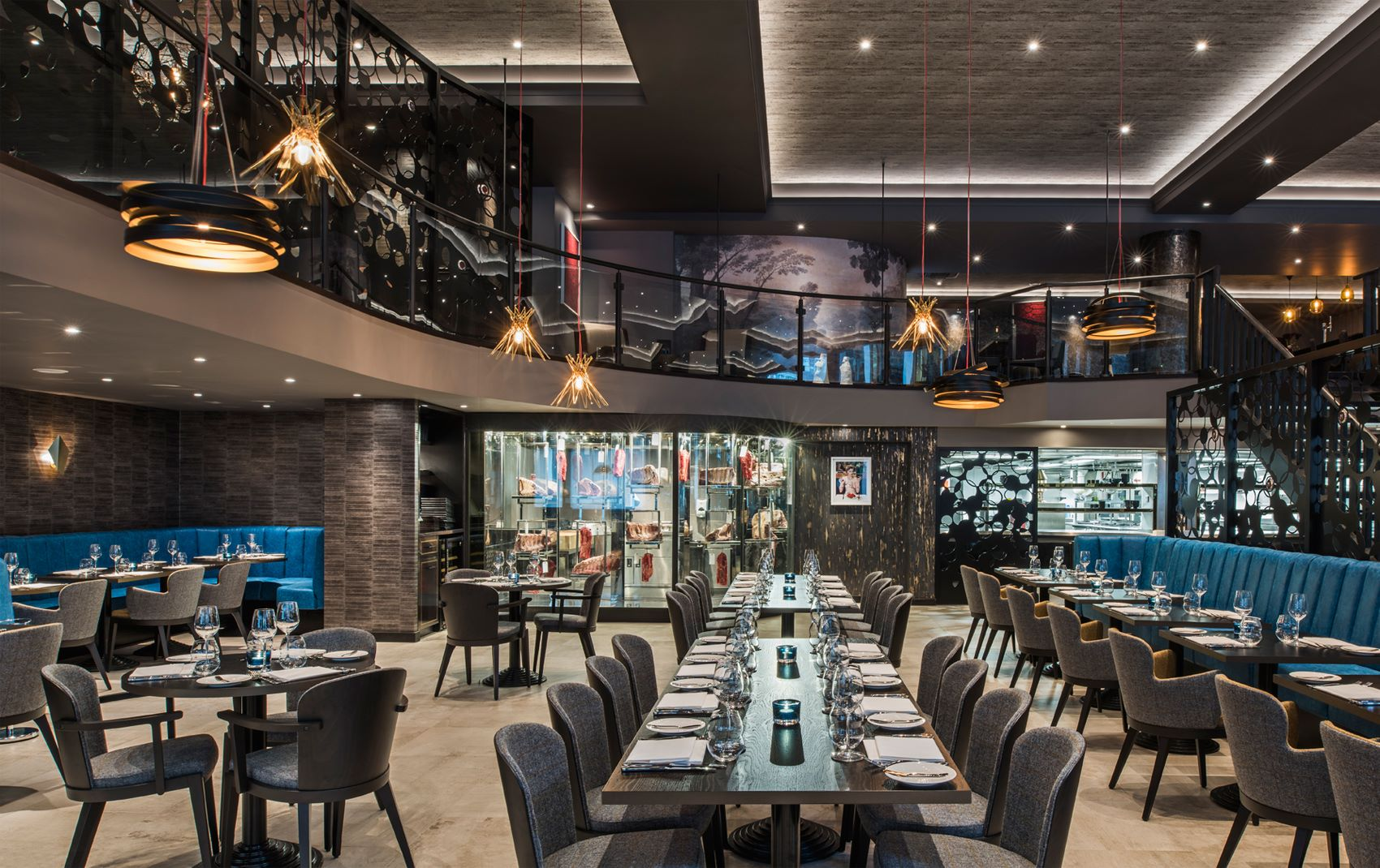 design restaurant london