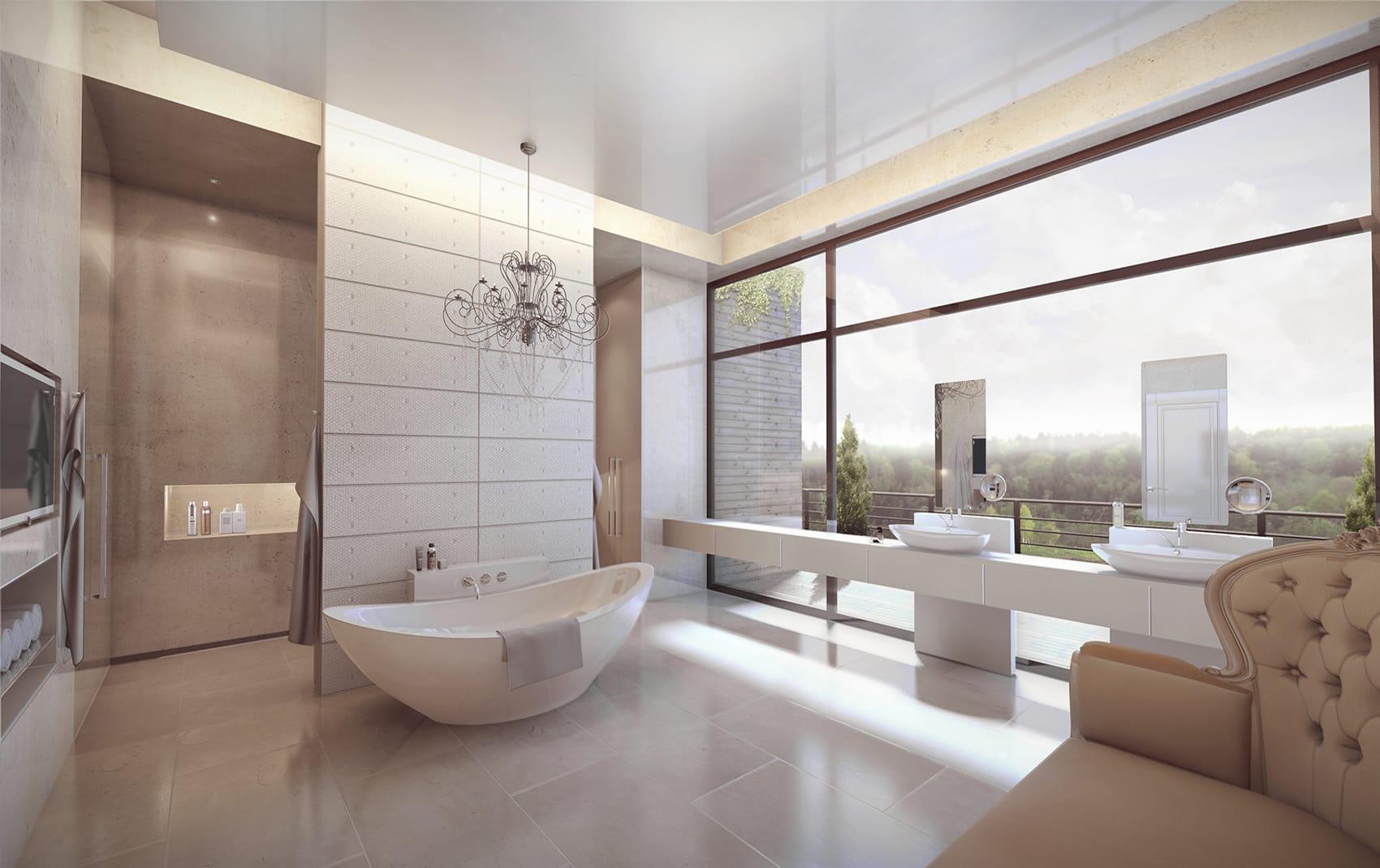 small luxury bathroom ideas