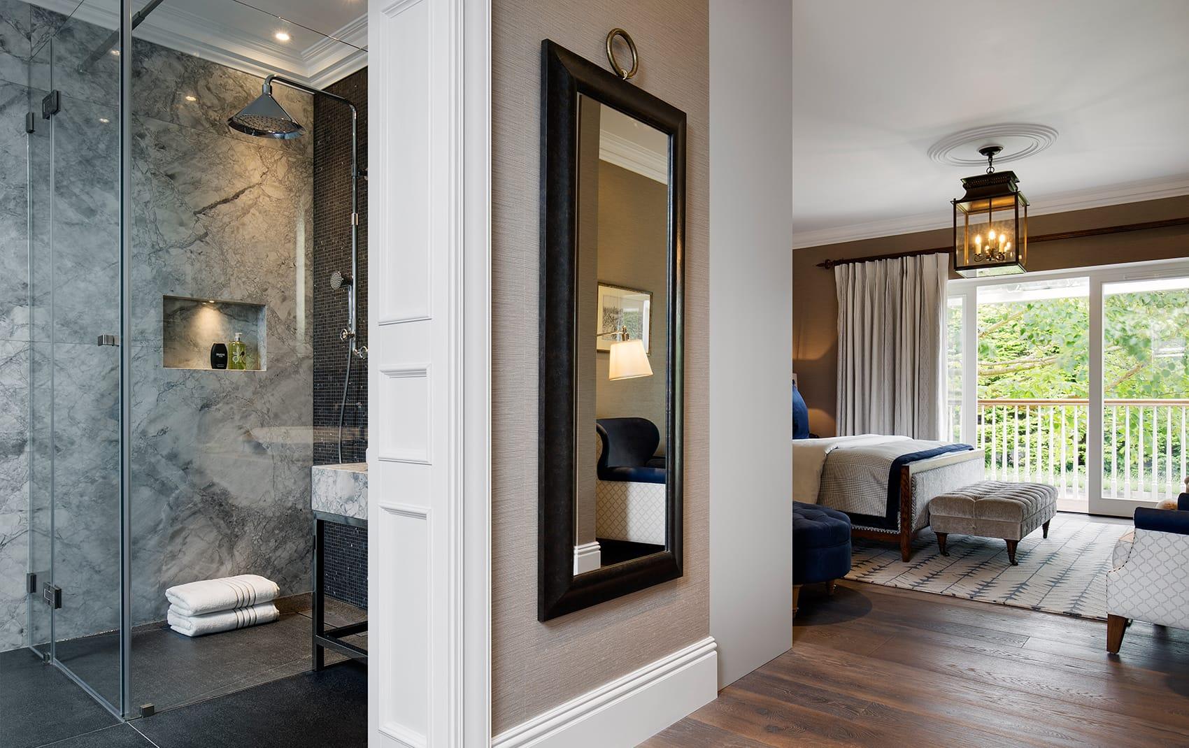 luxury modern bathroom UK