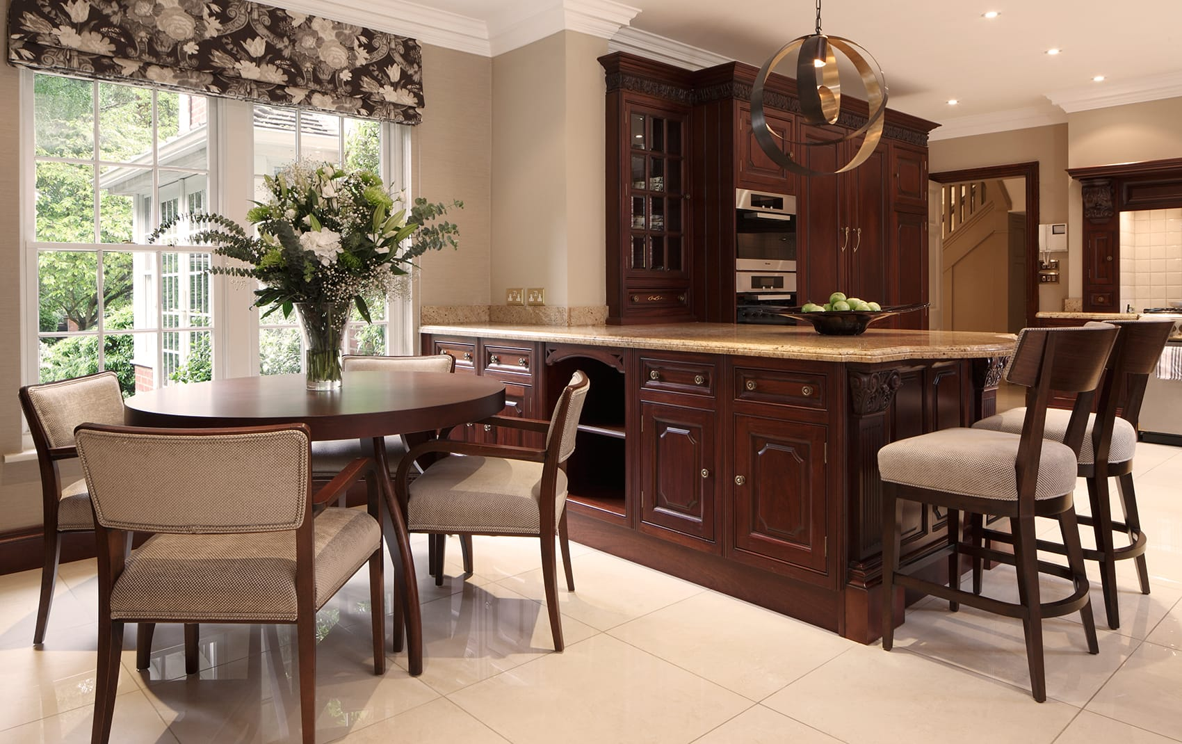 traditional luxury kitchens London