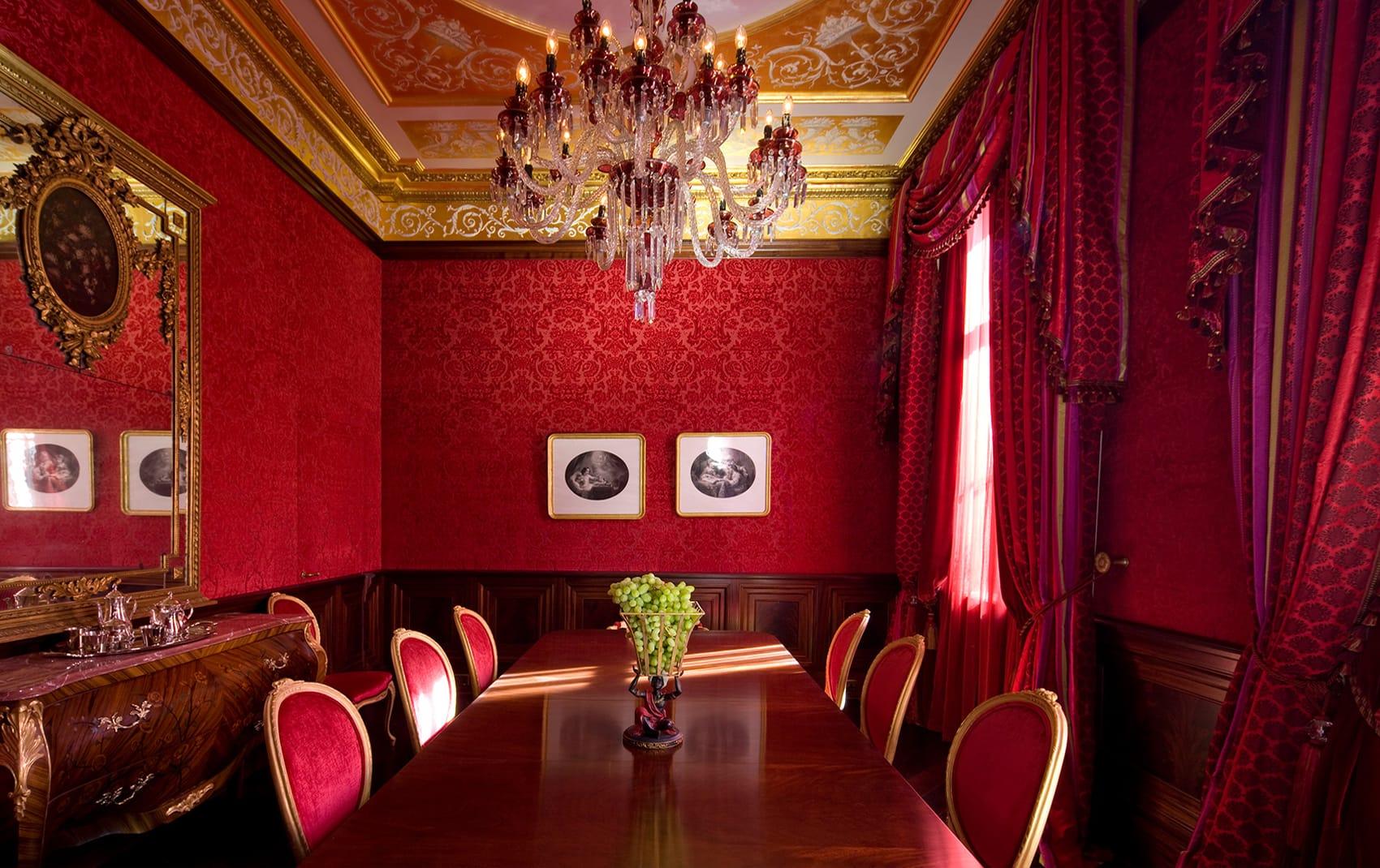 luxury house design in London