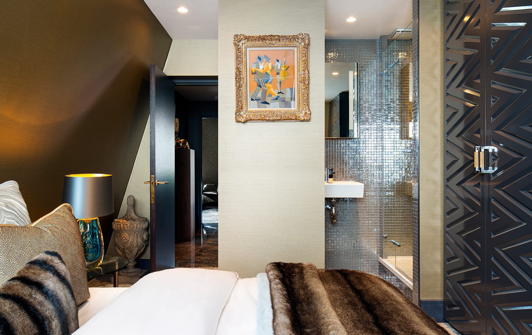 london luxury suite