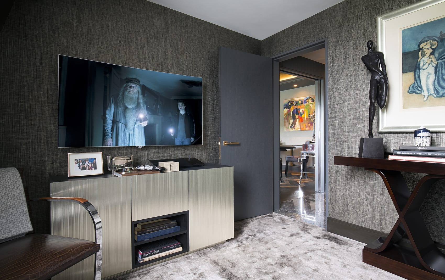 high end suite london