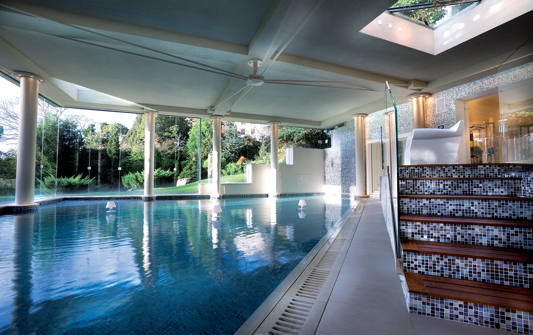 high end swimming pool design