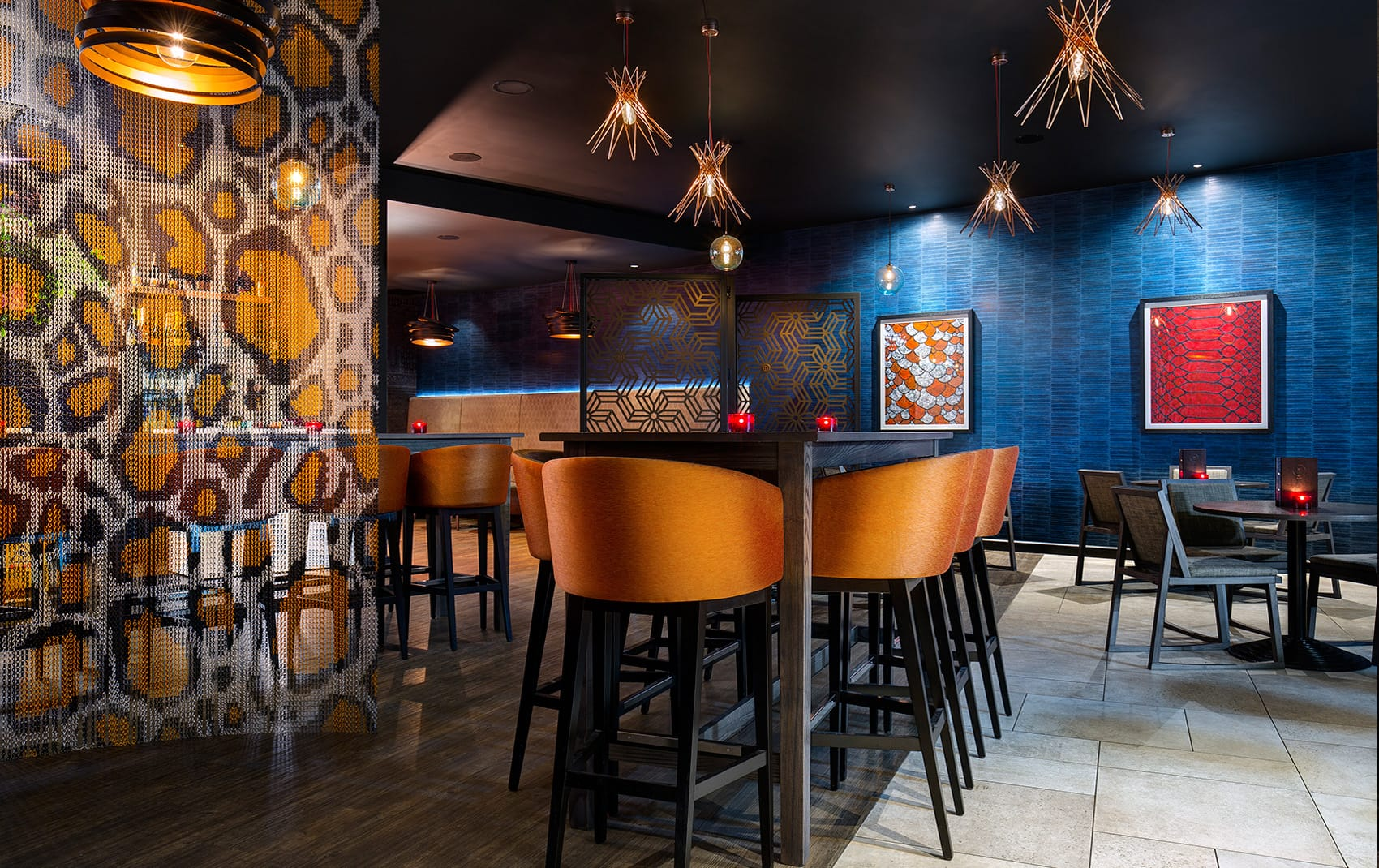 bar designs London