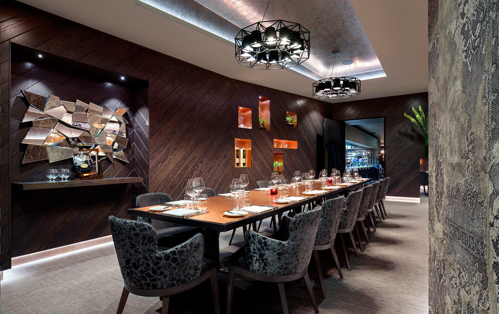 M Victoria Restaurant Design Gallery Rene