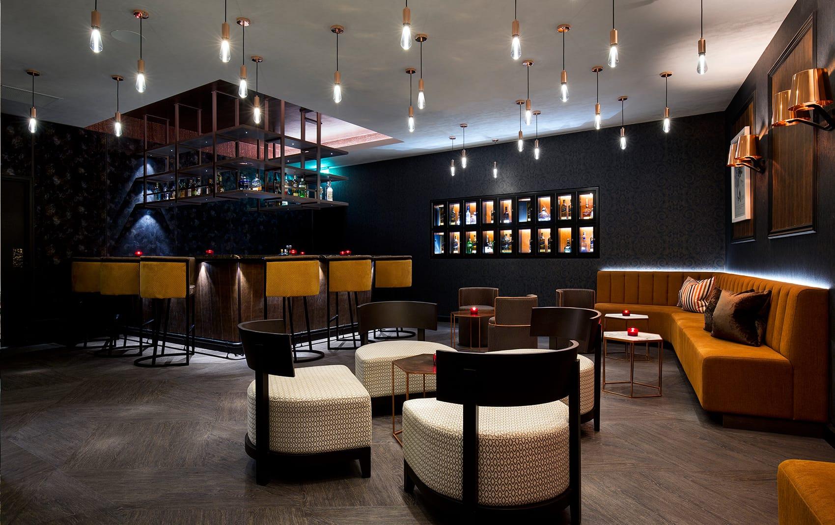 luxury restaurants London