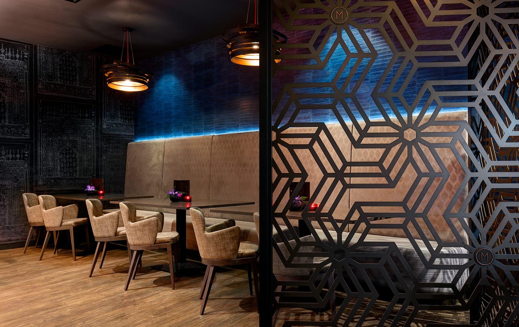 cafe interiors London