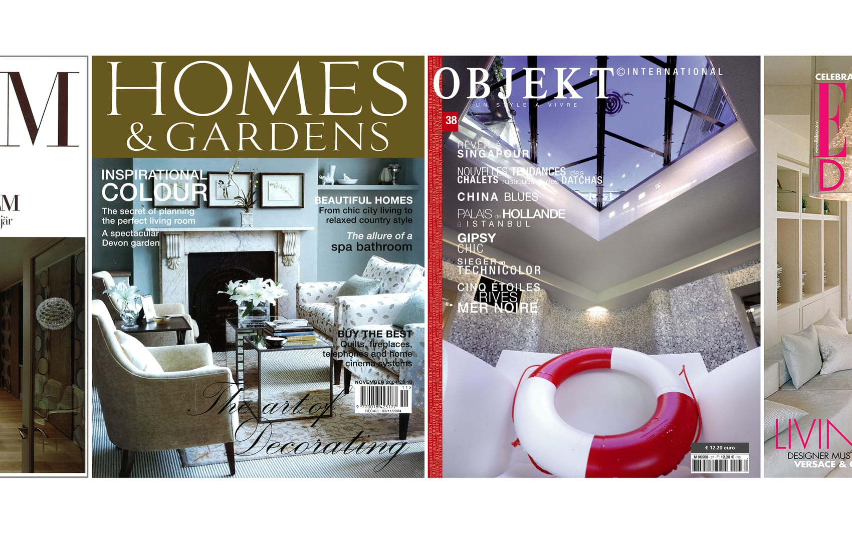 Award Winning Interior Design Magazines