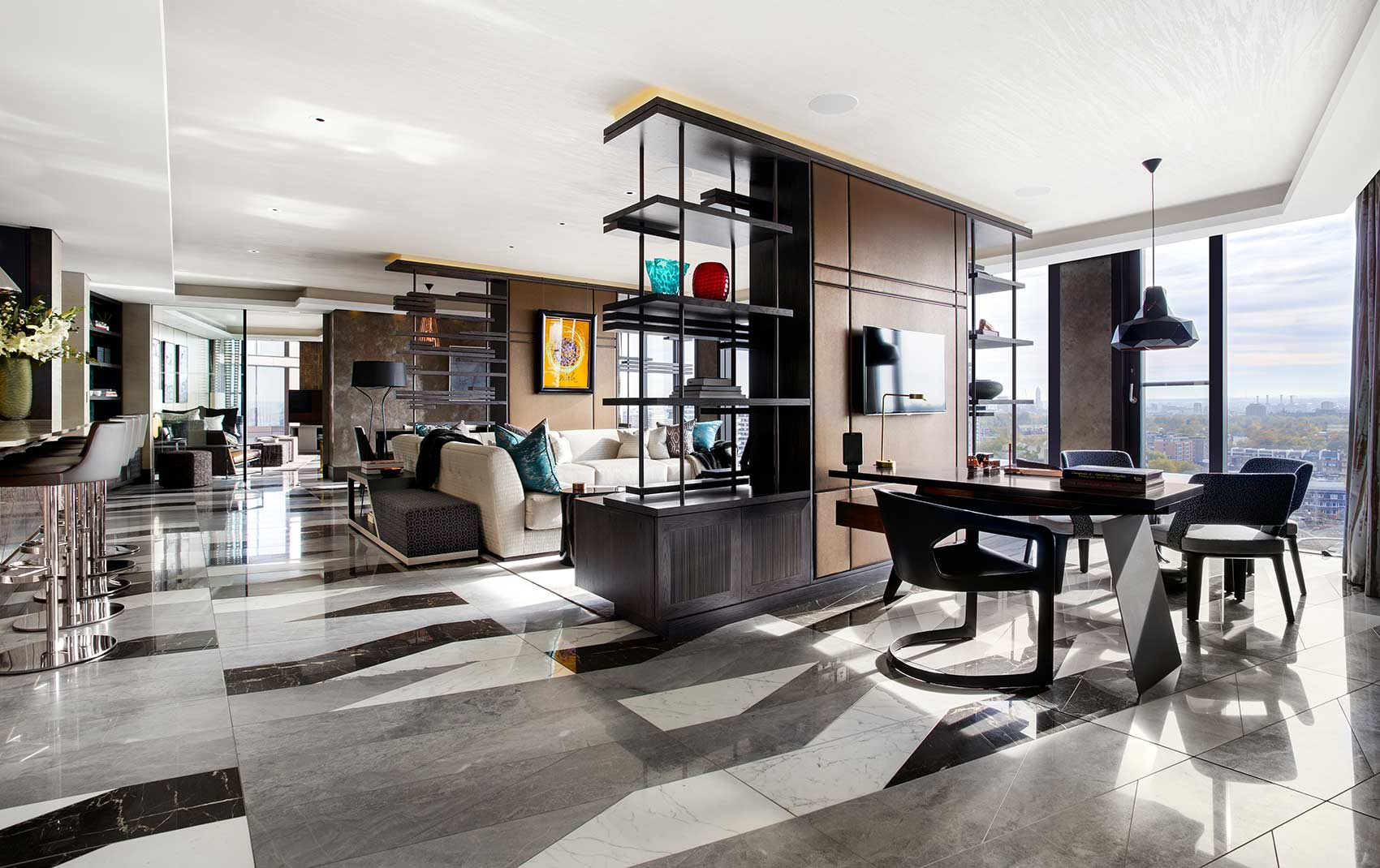 London Luxury Interior Designers UK | Rene Dekker Design